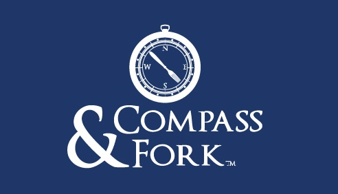 Compass & Fork - cover