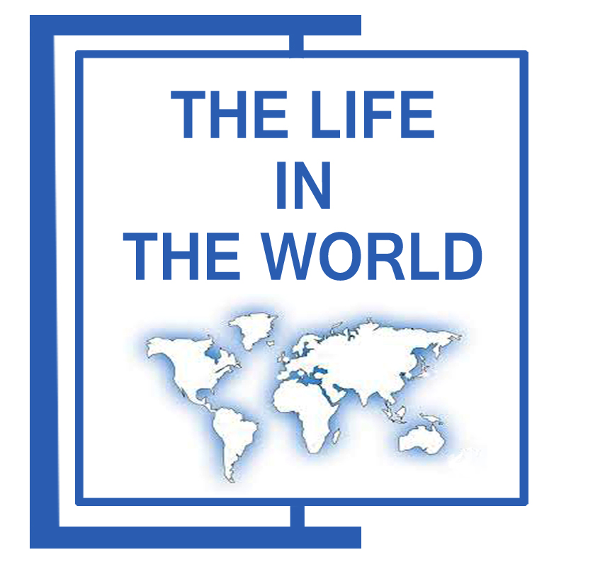 The Life in The World - cover