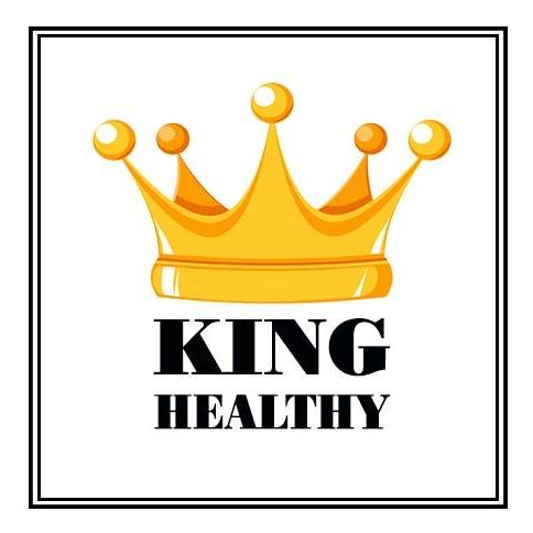 King Healthy Life - cover