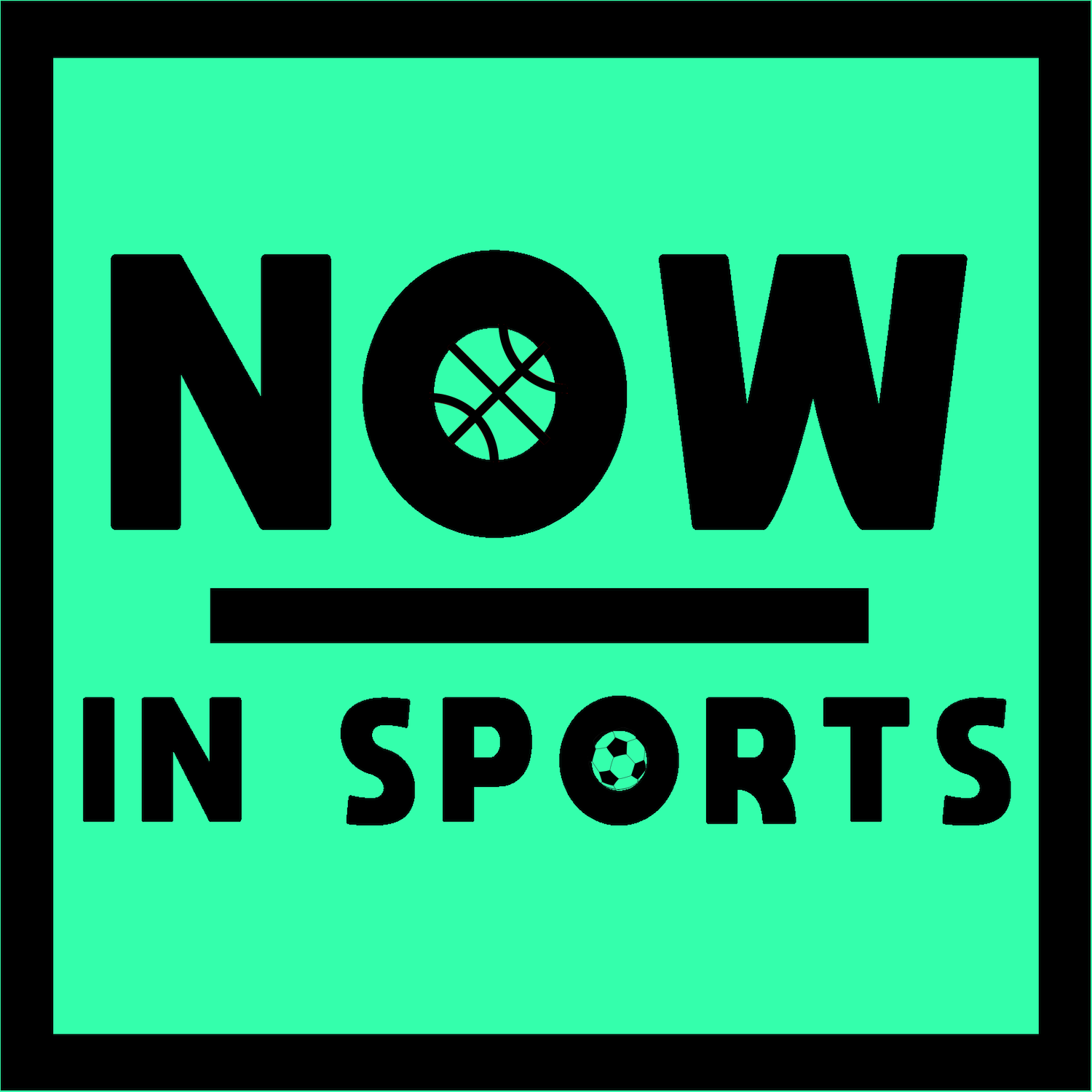 Now In Sports - cover