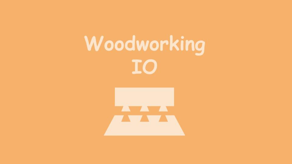 Avatar - Woodworking IO