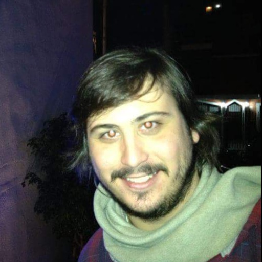 Lucas Ibañez Padilla - cover