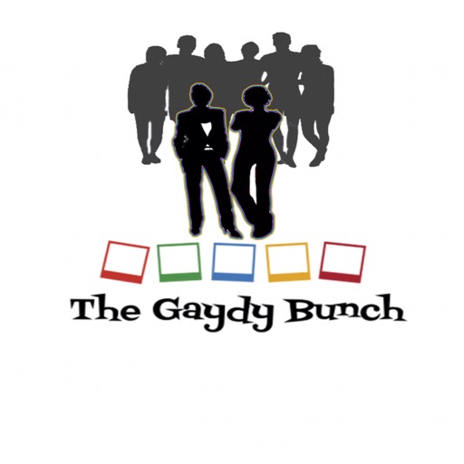 The Gaydy Bunch - cover