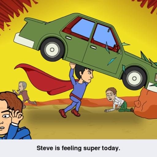 Avatar - Steve reporting in HK
