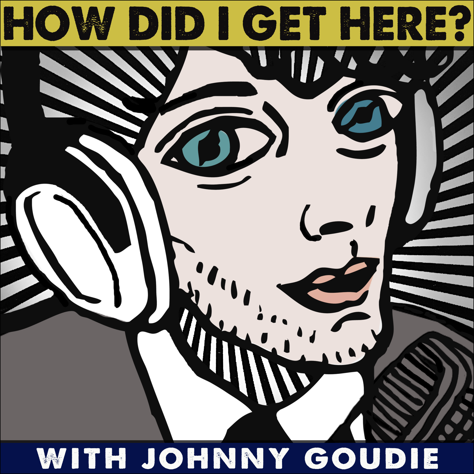 Avatar - Johnny Goudie