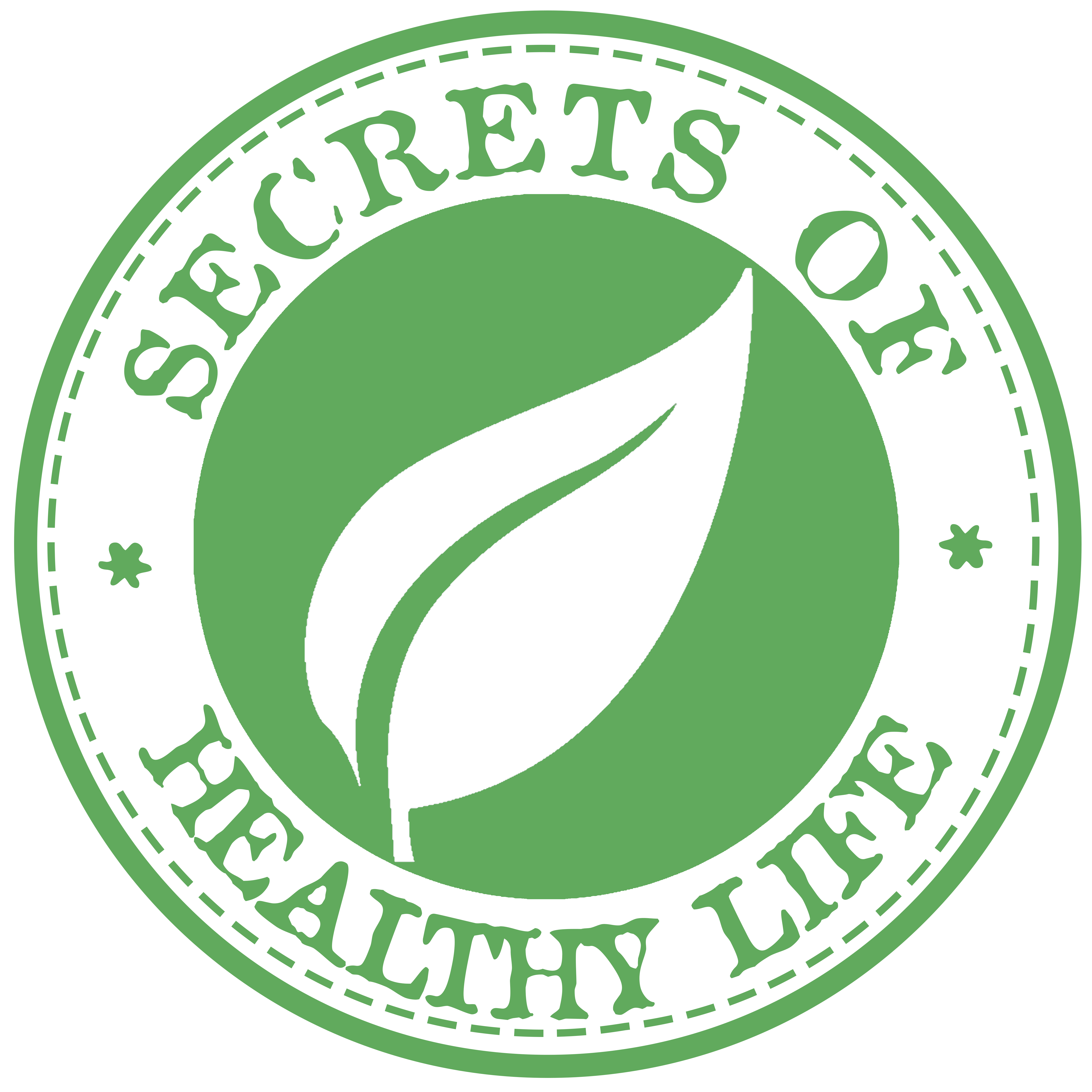 Secrets of Healthy Life - cover