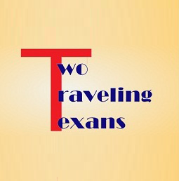 Two Traveling Texans - cover
