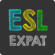 ESL Expat - cover