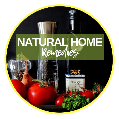 Natural Home Remedies - cover