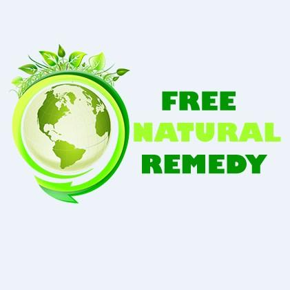Free Natural Remedy - cover