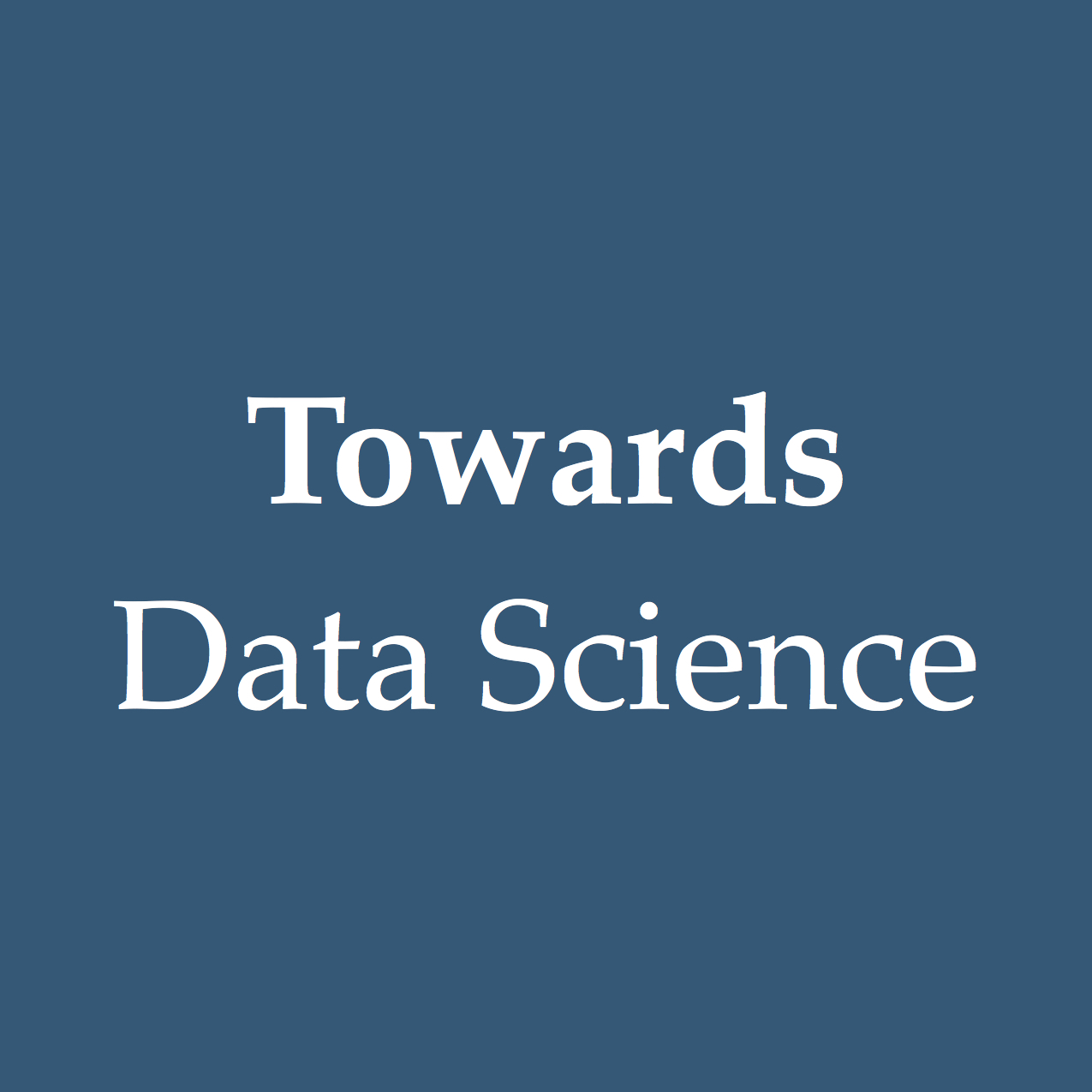 Avatar - Towards Data Science