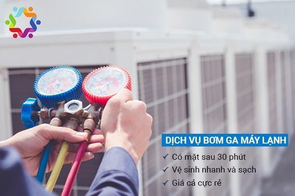 Avatar - Bơm ga máy lạnh Musk Việt Nam