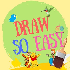 Draw So Easy - cover