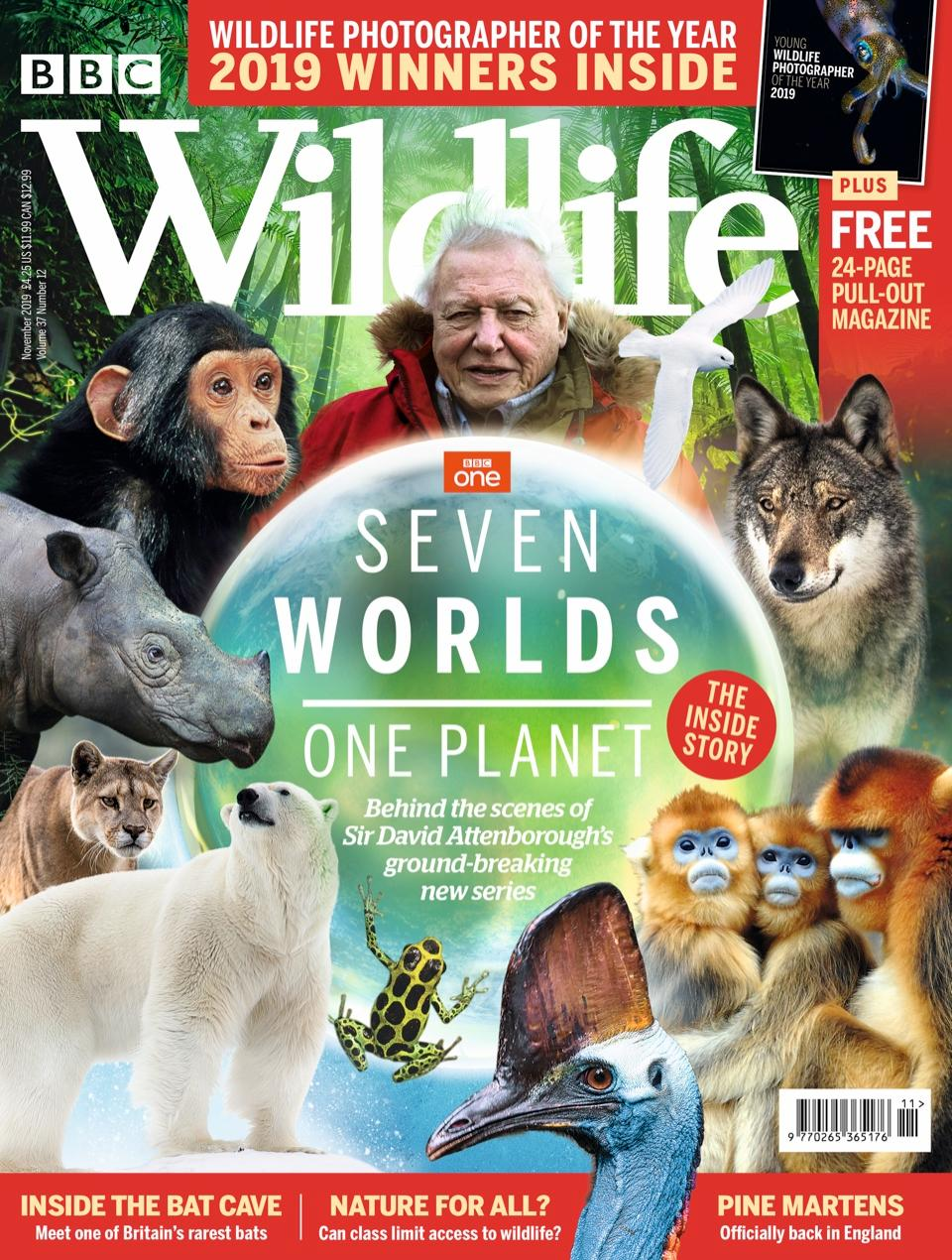 Avatar - BBC Wildlife Magazine