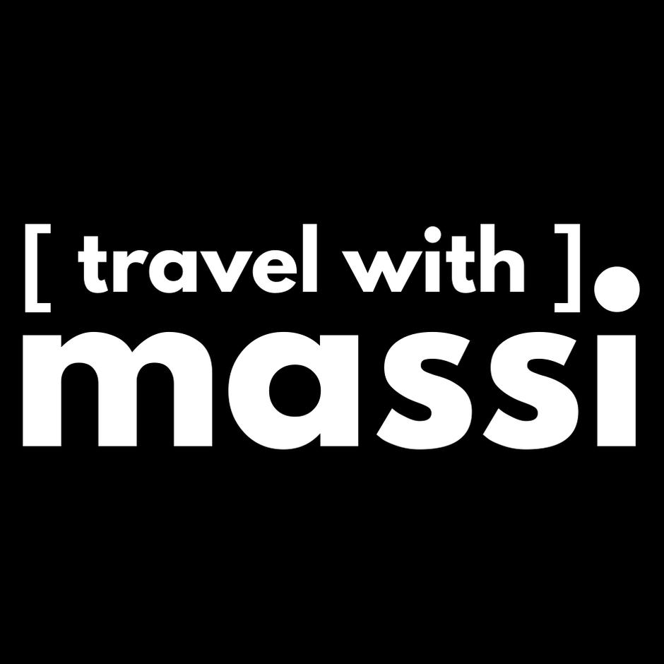 TRAVEL WITH MASSI - cover
