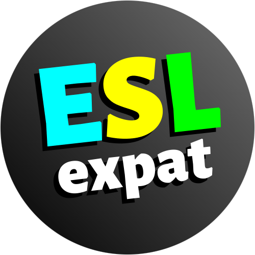ESL Expat - cover