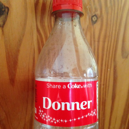 Donna Lambert - cover