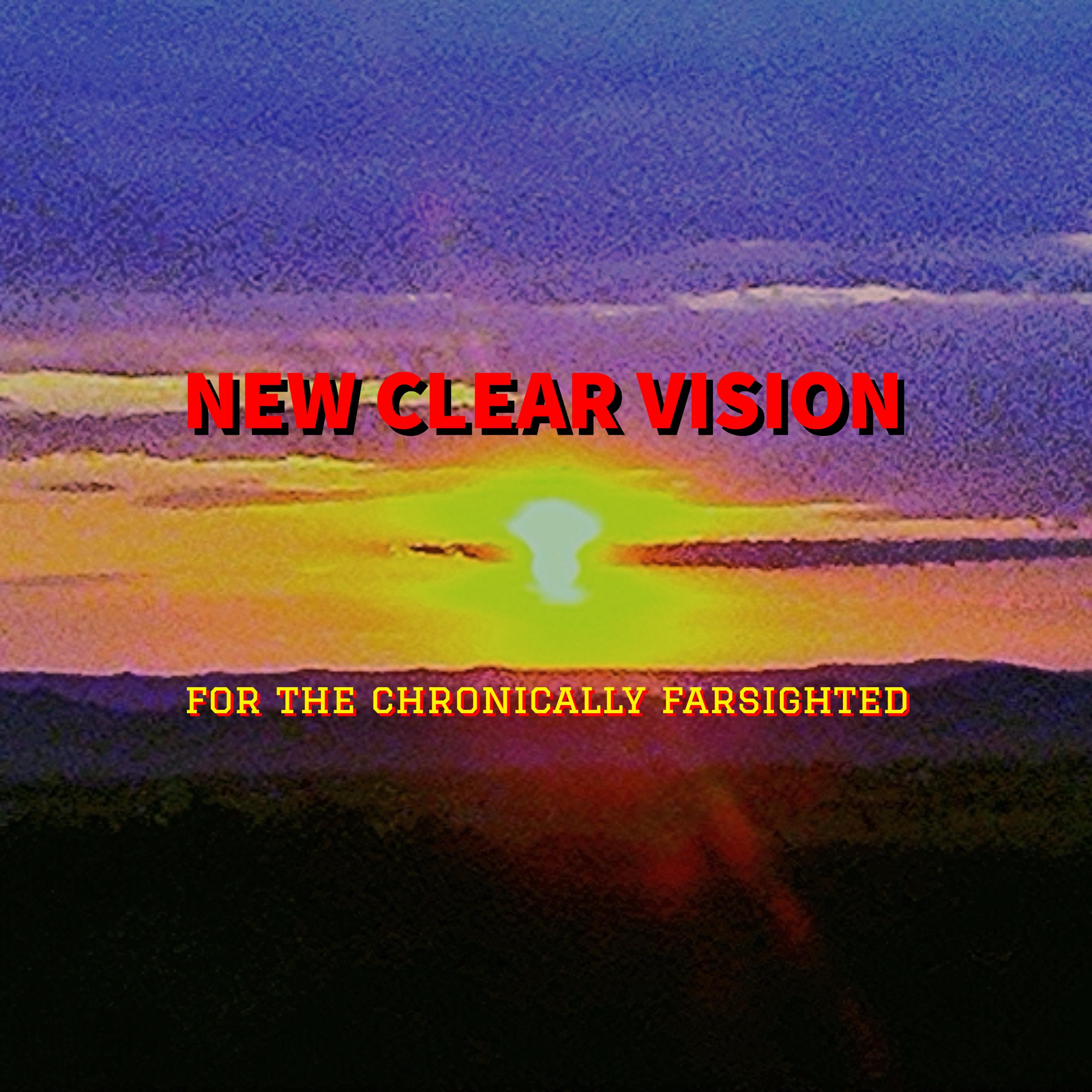New Clear Vision - cover