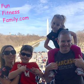 Fun Fitness Family - cover