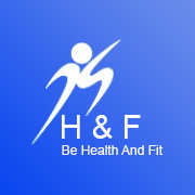 Be Health And Fit  - cover