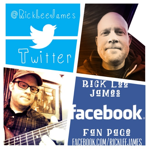 Rick Lee James - cover