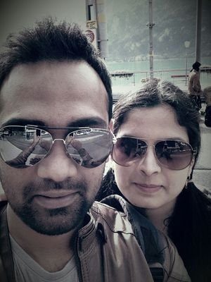 Rashmi & Chalukya - cover