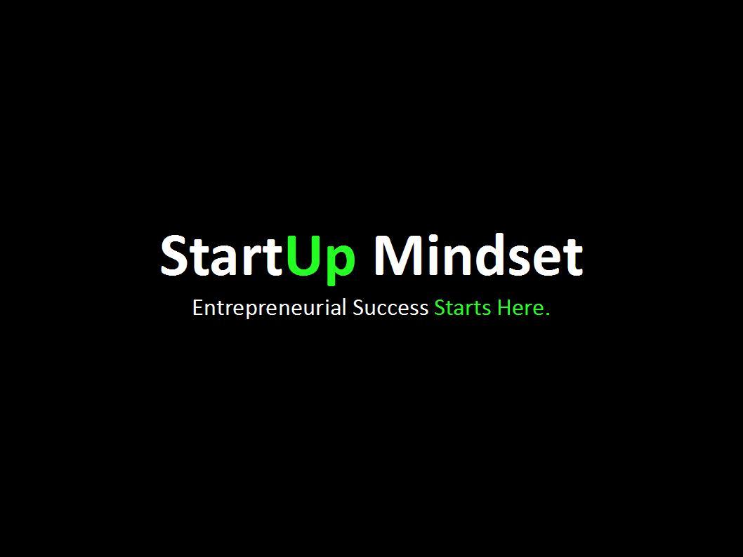 Avatar - StartUp Mindset