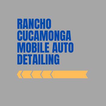 Avatar - Rancho Cucamonga Auto Detailing