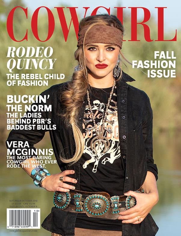 Avatar - Cowgirl Magazine