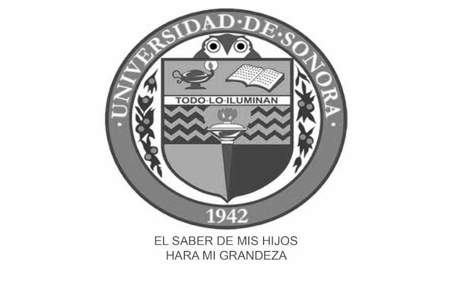 UNIVERSIDAD DE SONORA - cover