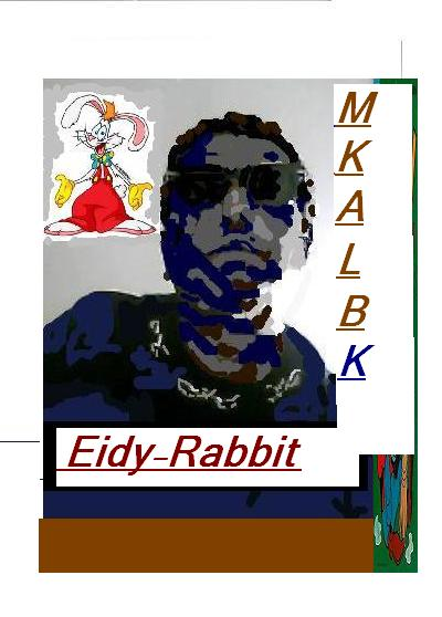 Eidy-Rabbit - cover