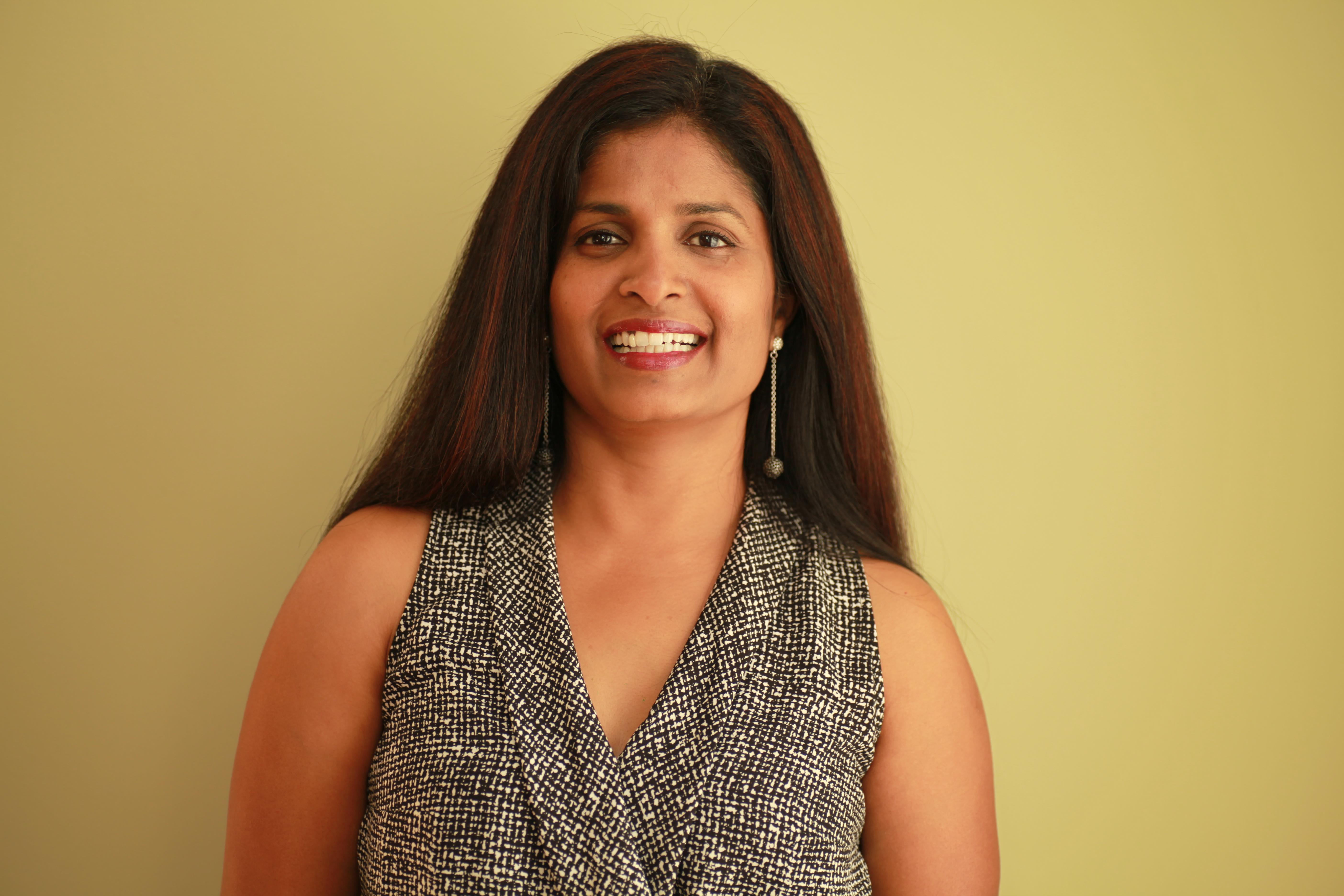 Mathangi Srinivas - cover