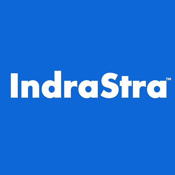 IndraStra - cover