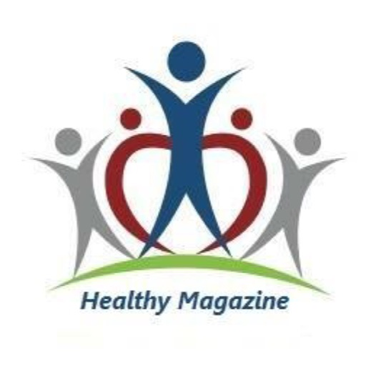 Healthy Magazine - cover