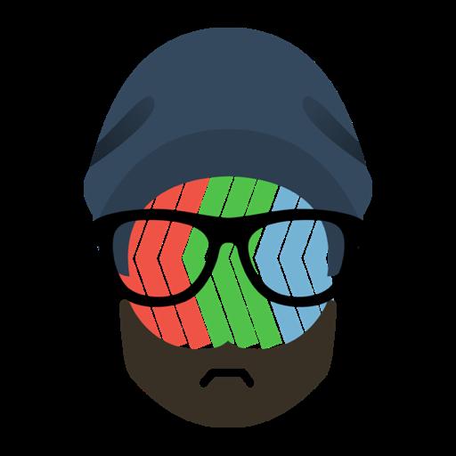 Avatar - Hipster Pixel