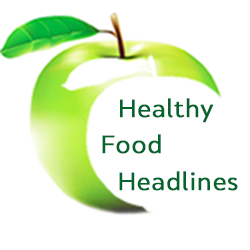 Healthy Food Headlines - cover