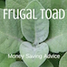 The Frugal Toad - cover