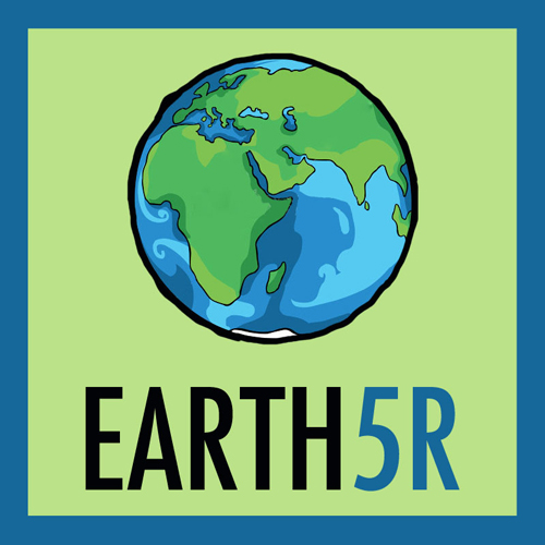 Earth5R - cover