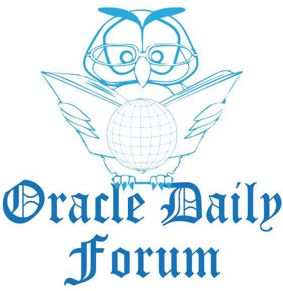 Oracle Daily Forum - cover