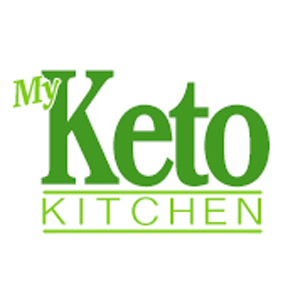 My Keto Kitchen - cover