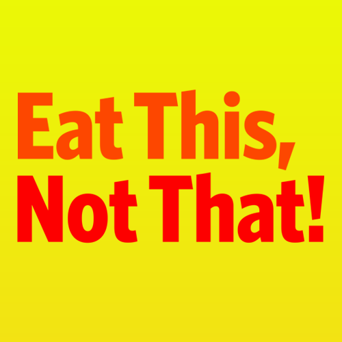 Avatar - Eat This, Not That!