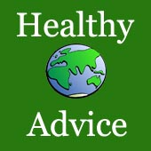 Healthy world advice - cover