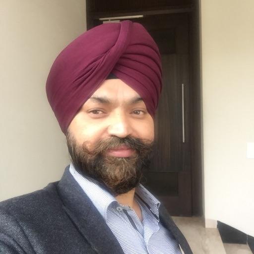 Avatar - Amarjit Singh