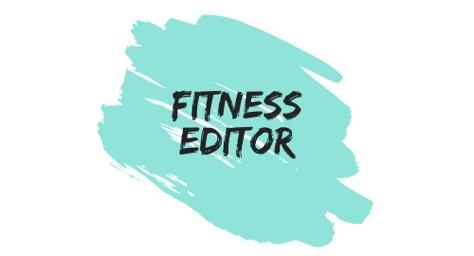 Fitness Editor - cover