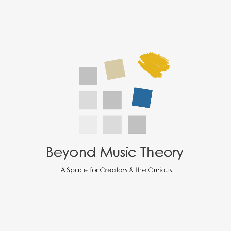 Beyond Music Theory - cover