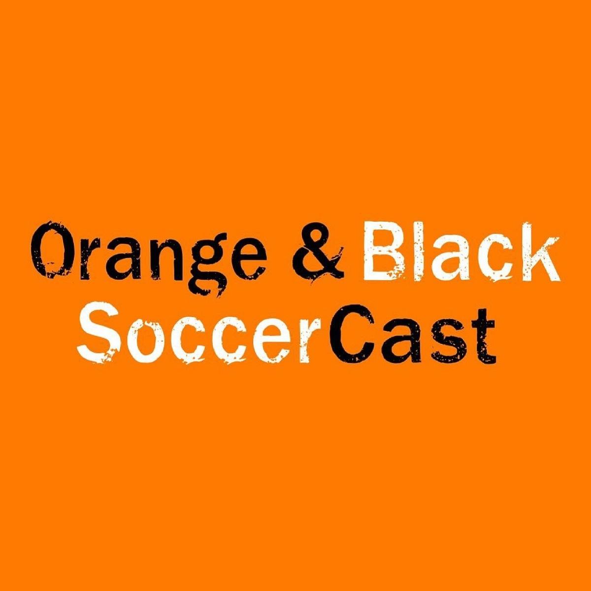 Avatar - Orange & Black SoccerCast