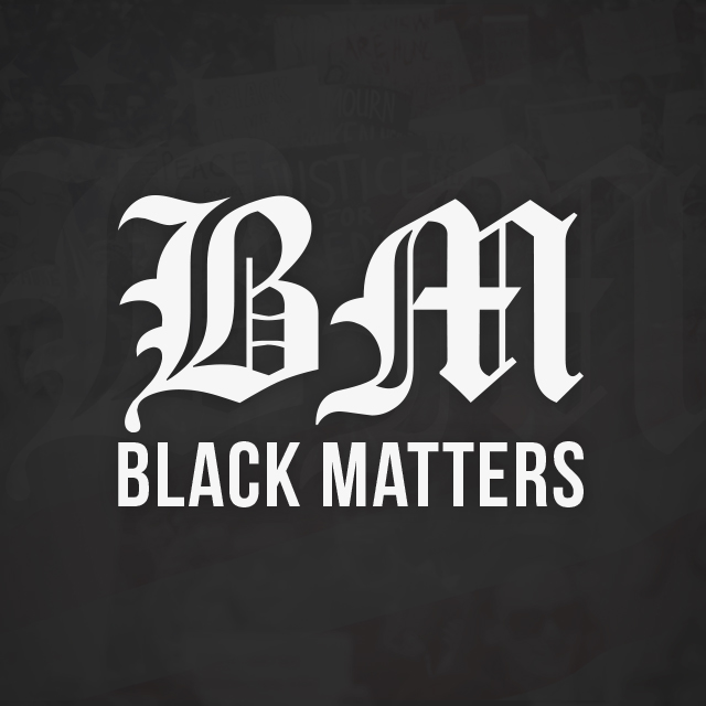 BlackMattersUS - cover