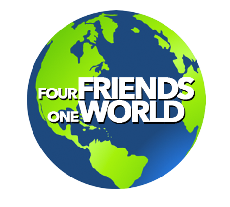 FourFriendsOneWorld - cover