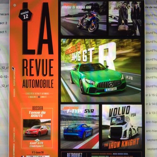 Avatar - La Revue Automobile