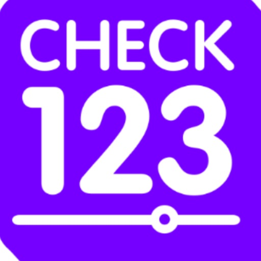 Check123 - cover